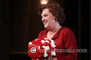 Tyne Daly - Opening Night of the Broadway play
