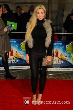 Nicola McLean - 'Muppets Most Wanted' Screening at the Curzon Mayfair - Arrivals - London, United Kingdom - Monday 24th...