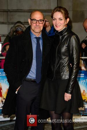 Stanley Tucci - 'Muppets Most Wanted' Screening at the Curzon Mayfair - Arrivals - London, United Kingdom - Monday 24th...