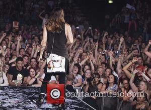 Jared Leto and Thirty Seconds To Mars