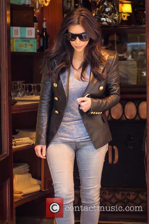 Kim Kardashian - Kim Kardashian leaving Cipriani restaurant in Soho - New York City, New York, United States - Tuesday...