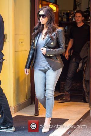 Kim Kardashian: 'Vogue Cover Is An Honour'