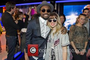 Will.I.Am and Leah McFall - Former The Voice contestant Leah McFall and Will.I.Am - London, United Kingdom - Tuesday 25th...