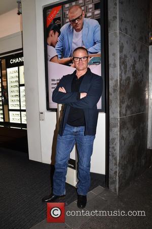 Heston Blumenthal - Vision Express and Heston Blumenthal launch 'Heston: SS14' eyewear range - London, United Kingdom - Tuesday 25th...