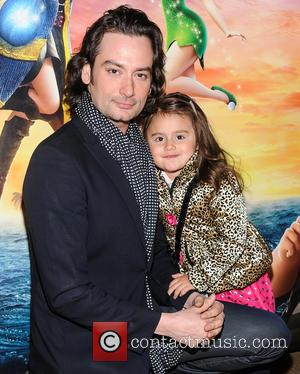 Constantine Maroulis and Malena James - New York screening  of 'The Pirate Fairy' held at Crosby Street Screening Room...