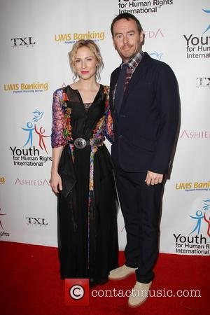 Beth Riesgraf and Alan Smyth - Youth for Human Rights International (YHRI) Celebrity Benefit at Beso Restaurant - Hollywood, California,...