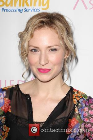 Beth Riesgraf - Youth for Human Rights International (YHRI) Celebrity Benefit at Beso Restaurant - Hollywood, California, United States -...