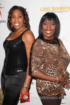 Dawnn Lewis and Kiki Shepard