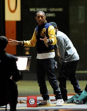 Pharrell Williams, Kendrick Lamar