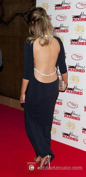 Emily Atack - U.K. screening gala for 'Almost Married' held at the Mayfair Hotel - Arrivals - London, United Kingdom...