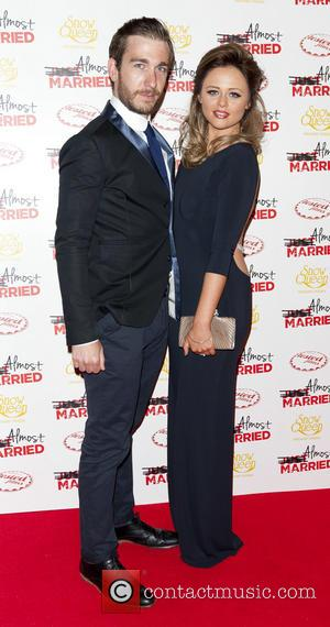 Philip McGinley and Emily Atack