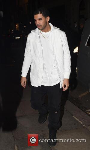 Drake - Rihanna and Drake leaving Tramp in London's West End at 5am, visiting the private members-only nightclub after Drake's...