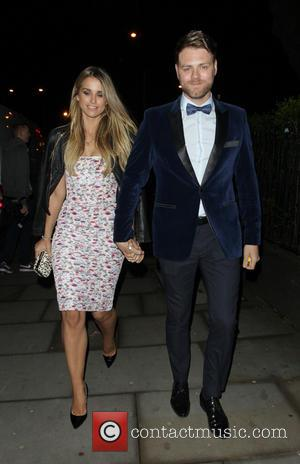 Brian McFadden and Vogue Williams - 'I Can't Sing' opening night afterparty held at One Marylebone - Arrivals - London,...