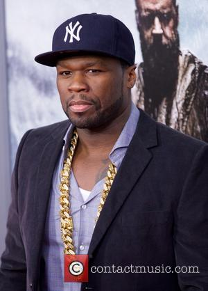 Curtis Jackson and 50 Cent