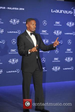 Jamie Foxx Is 'Petrified' Of Spiders