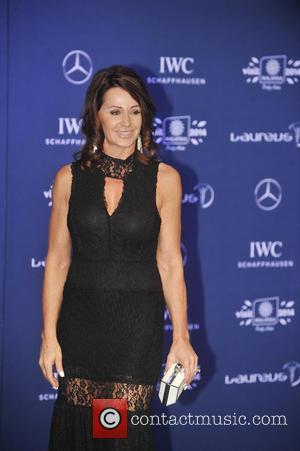 Nadia Comaneci - Laureus World Sports Awards at the Istana Budaya Theatre - Kuala Lumpur , Malaysia - Wednesday 26th...