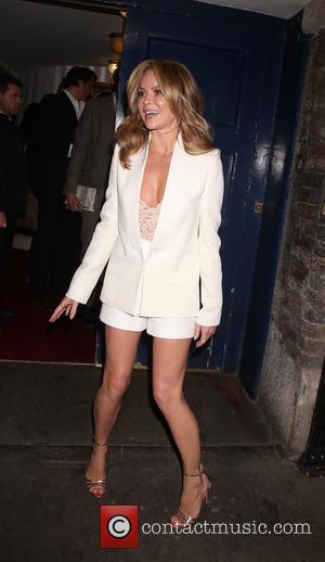 Amanda Holden Diagnosed With Post-traumatic Stress Disorder