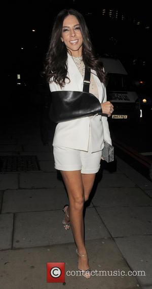 Terri Seymour - 'I Can't Sing' opening night afterparty held at One Marylebone - Departures - London, United Kingdom -...