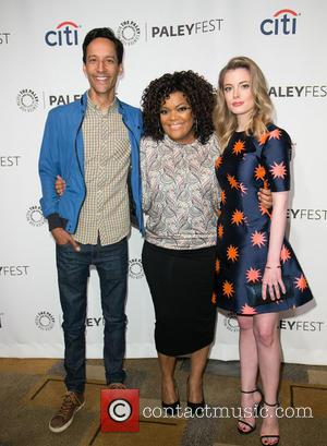 Danny Pudi, Yvette Nicole Brown and Gillian Jacobs