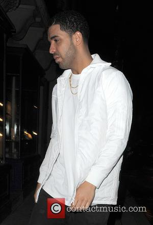 Drake - Rihanna and Drake arrive at Tramps private members club in Mayfair just before 1.30am, following Drakes performance at...
