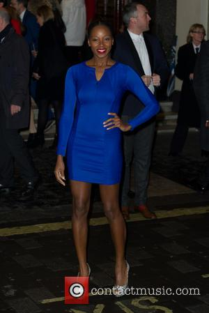 Jamelia - The opening night of X Factor musical I can't Sing at the London Palladium - London, United Kingdom...