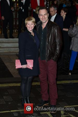 Joanna Page - The opening night of X Factor musical I can't Sing at the London Palladium - London, United...