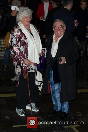 Ronnie Corbett - The opening night of X Factor musical I can't Sing at the London Palladium - London, United...