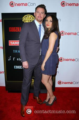 Channing Tatum and Mila Kunis