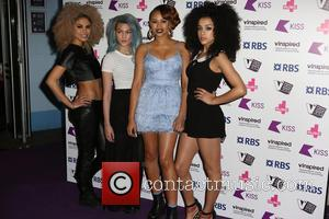 Neon Jungle, Jess Plummer, Asami Zdrenka and Shereen Cutkelvin
