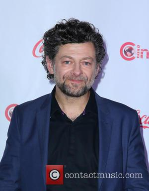 Andy Serkis - CinemaCon 2014 Presents The Big Screen Achievement Awards at Caesars Palace Resort and Casino - Las Vegas,...