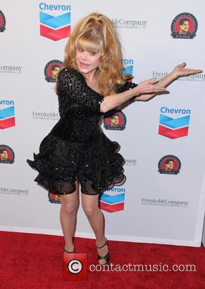 Charo - The Cesar Chavez Foundation's 2014 Legacy Awards Dinner - Los Angeles, California, United States - Thursday 27th March...