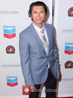 Lou Diamond Phillips - The Cesar Chavez Foundation's 2014 Legacy Awards Dinner - Los Angeles, California, United States - Thursday...