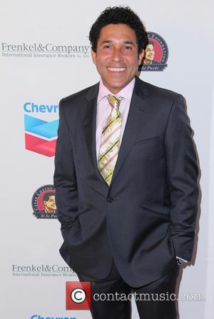 Oscar Nunez - The Cesar Chavez Foundation's 2014 Legacy Awards Dinner - Los Angeles, California, United States - Thursday 27th...