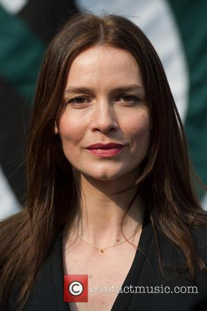 Saffron Burrows - Former Labour MP Tony Benn's Funeral held at St. Margaret's Church, Westminster. - London, United Kingdom -...