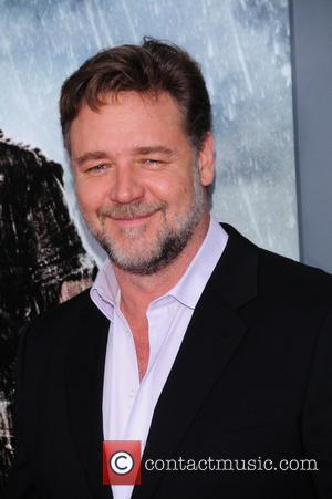 Russell Crowe - Noah premiere at Ziegfeld theater - NY, New York, United States - Thursday 27th March 2014