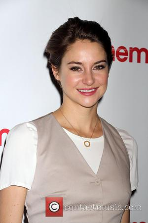 Shailene Woodley - 20th Century Fox Presentation at Cinemacon 2014 held at Caesars Palace Hotel & Casino - Arrivals -...