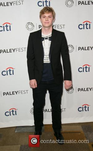 Evan Peters - PaleyFest 2014 - 'American Horror Story: Coven' presentation held at The Doby Theatre - Arrivals - Los...