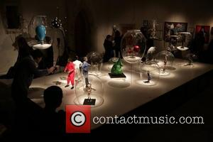 Tim Burton exhibition - American film director and graphic designer Tim Burton, who is best known for his filmmaking (such...