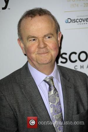 Ian Hislop - Broadcasting Press Guild Awards held at the Theatre Royal - Arrivals - London, United Kingdom - Friday...