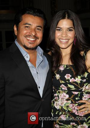 Jacob Vargas and America Ferrera