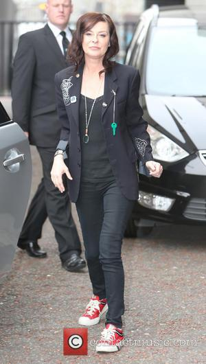 Lisa Stansfield - Lisa Stansfield outside ITV Studios - London, United Kingdom - Friday 28th March 2014
