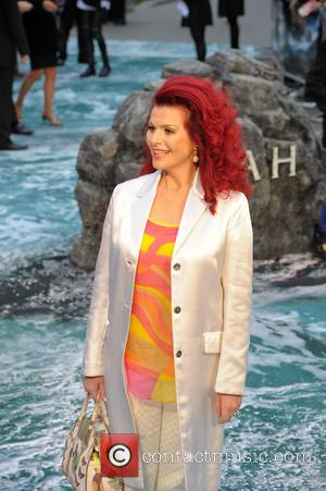 Cleo Rocos - 'Noah' U.K. Premiere held at the Odeon Leicester Square - Arrivals - London, United Kingdom - Friday...