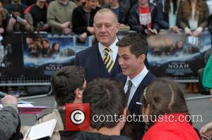 Logan Lerman - 'Noah' U.K. Premiere held at the Odeon Leicester Square - Arrivals - London, United Kingdom - Friday...