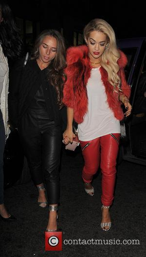 Chloe Green and Rita Ora