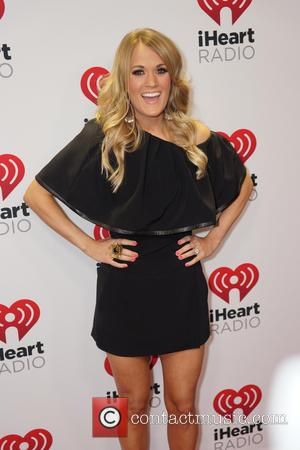 Carrie Underwood - IHeartRadio Country Festival held at Frank Erwin Center, in Austin, Tx 2.29.2014 - Austin, Texas, United States...