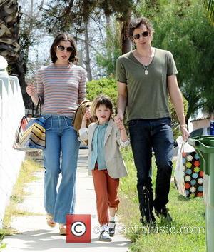 Milla Jovovich, Paul W. S. Anderson and Ever Anderson - *****FILE PHOTO*** MILLA JOVOVICH PREGNANT WITH SECOND CHILD Actress MILLA JOVOVICH is...