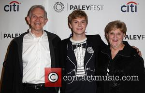 Phil Peters, Evan Peters and Julie Peters