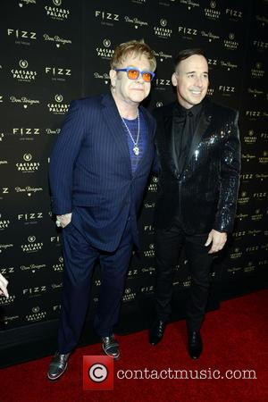 Elton John Celebrates Birthday At Star-studded Bar Launch