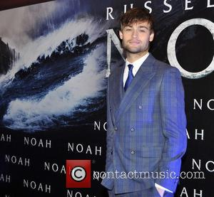 Douglas Booth - Irish film premiere of 'Noah' at Savoy Cinema - Arrivals - Dublin, Ireland - Saturday 29th March...