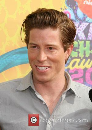 Shaun White - Nickelodeon Kids' Choice Awards 2014 held at USC's Galen Center - Los Angeles, California, United States -...